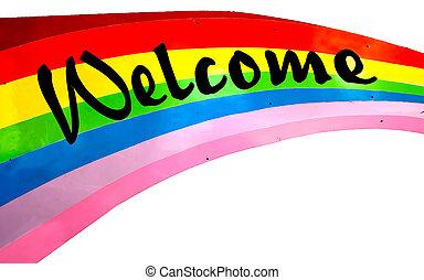 benvenuto, colorito