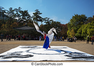 Beopjusa attendant temples in south korea