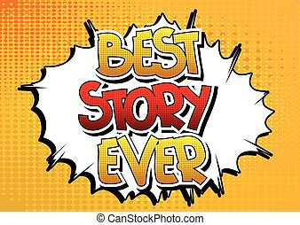 berättelse, någonsin, bäst