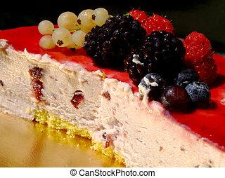 ber, チーズケーキ
