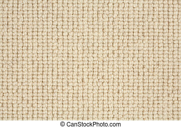 Berber carpet - Detail of a loop pile berber carpet in...