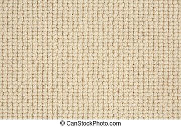 Berber carpet - Detail of a loop pile berber carpet in...