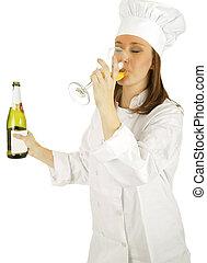 bere, champagne