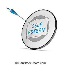bereiken, zelfachting