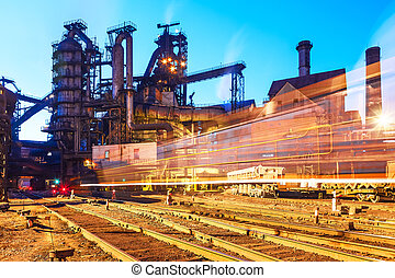 berendezés, metallurgical