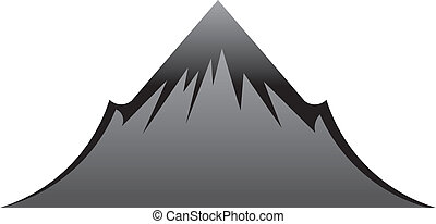 berg, black