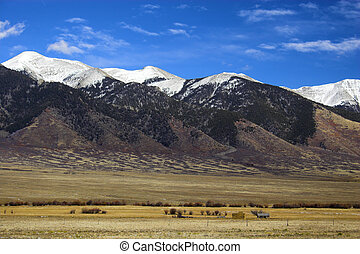 berg, landschaften
