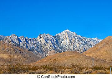 berg, tod, nationalpark, bereich, tal, landschaftsbild