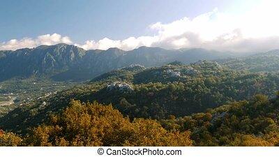 bergig,  Montenegro,  macuge, landschaftsbild