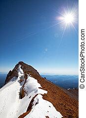 bergstopp, shasta