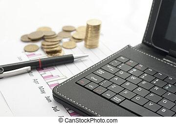 bericht, finanziell