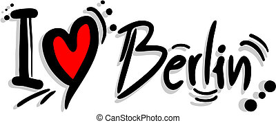 berlín, amor