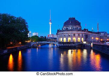 berlín, museumsinsel