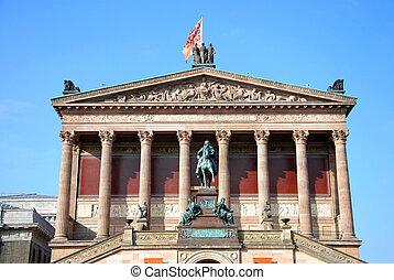 berlin alte nationalgalerie museum of art