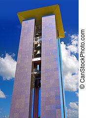 Berlin carillon in Tiergarten