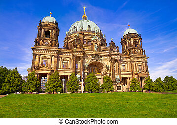 Berlin Cathedral Berliner Dom Germany
