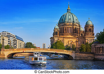 Berlin Cathedral Berliner Dom Germany - Berlin Cathedral...
