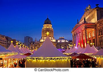 berlin christmas gendarmenmarkt