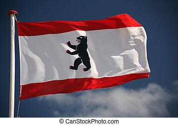 Berlin-Flag