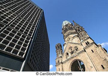 Berlin Gedachtnis Kirche