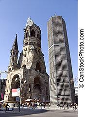 berlin gedaechtniskirche - berlin gedachtniskirche church...