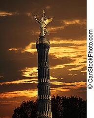 Berlin Siegessaeule, victory column