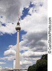 Berlin Television Tower (Fernsehturm)
