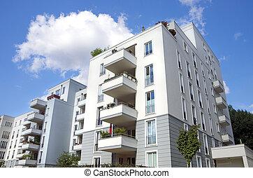 Berlin town houses