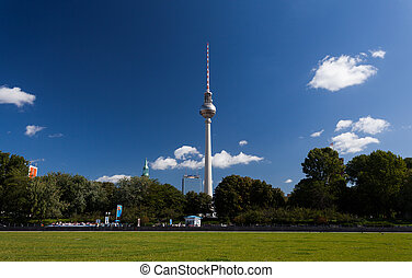 Berlin TV Tower - the famous TV tower of Berlin