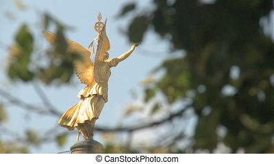 berlin, victoire, ange