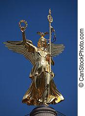 Berlin Victory Column (Siegessaeule)