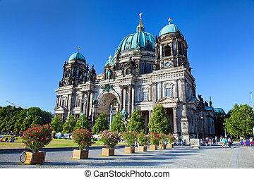 berliner, berlin, cathedral., deutschland, dom