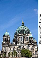 Berliner Dom in the historic center of Berlin