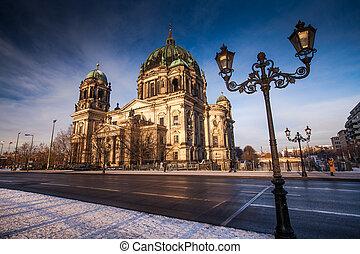 berliner kathedrale