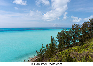 Bermuda sea view
