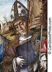 bernard, clairvaux, santo
