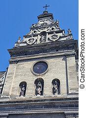 Bernardine Church and Monastery in Lviv, Ukraine