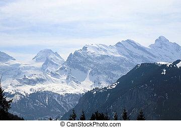 Berner Oberland - Jungfrau region (Berner Oberland,...