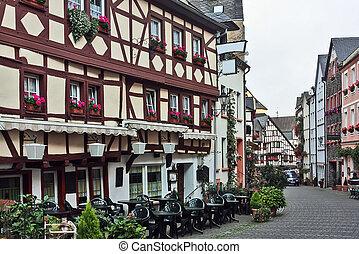 Bernkastel, Germany - Bernkastel-Kues is a well-known ...