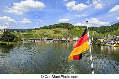 bernkastel-kues, deutschland