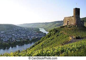 Bernkastel-Kues, Germany - Bernkastel-Kues is a well-known ...