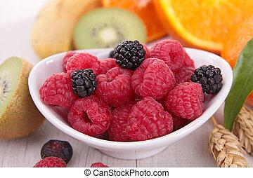 berries fruits