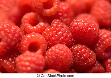 Berry Fruit for background, close up shot