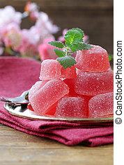 berry fruit homemade jujube