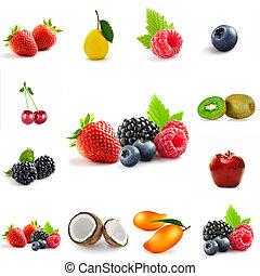 berry theme mix