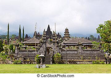 Besakih complex - Besakih Temple, largest hindu complex in...