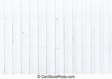 beschaffenheit, holz, kiefer, hintergrund, weißes, planke