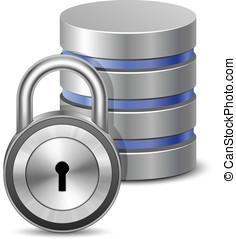 beschermd, databank