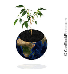 beschermen, environment!