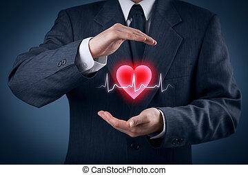 beschermen, gezondheid, gezondheidszorg